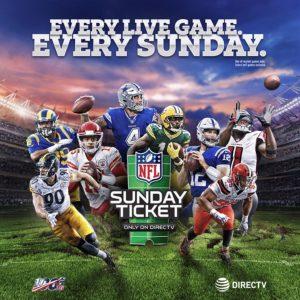 NFL Sunday Ticket Kihei Maui Sports Bar